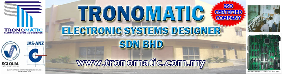 Tronomatic Electronic Systems Designer Sdn Bhd